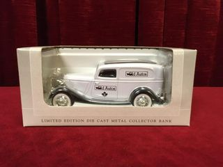 1 24 1934 Old Autos Ford Coin Bank