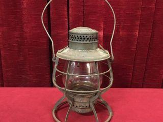 Canadian Pacific Railway lantern