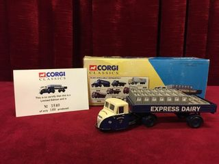 1 50 Express Dairy Scammell Scarab 1840 5000