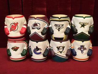 8 NHl Team Can Cozies