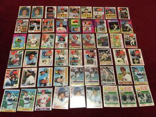 54 1972 79 Baseball Stars   Minor Stars Cards