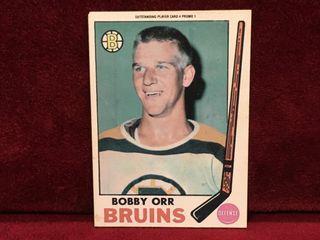 69 70 Bobby Orr OPC Hockey Card