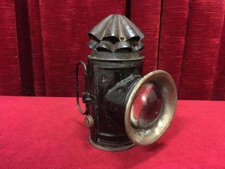 Antique Keyston Ship Semaphore Signal Oil lantern