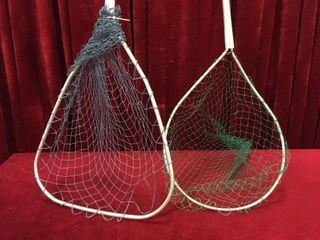 2 Fishing Nets 43    60  long