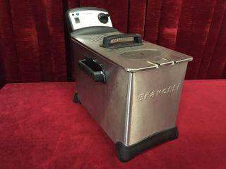 Bravetti 3 liter Deep Fryer   Tested