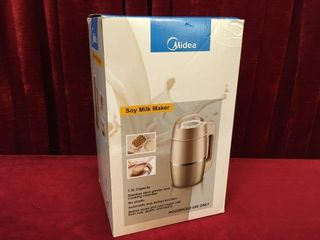 Midea Soy Milk Maker   New In Box