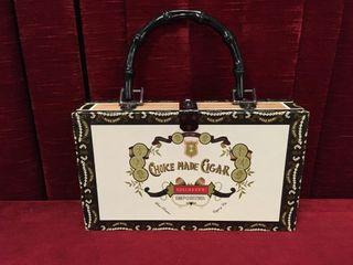 Unique Cigar Box Purse