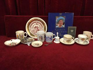 Royal Family Memorabillia   14pcs