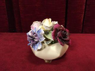 Radnor Bone China Bouquet   Signed
