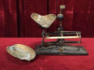 Torsion 2lb Balance Scale Patd 1918