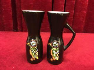 BC Ceramics 2pc  Raven  Design Set by Heria
