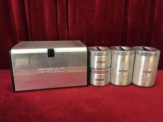 Retro Brand Box   Canister Set