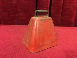 Small Steel Cow Bell