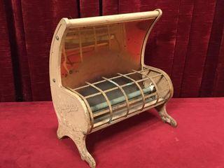 1940s Superior Sunbar Heater   Working