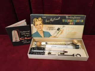 Anna May Carnell Thermometer Set