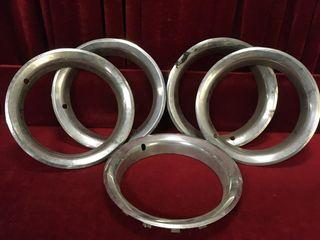 5 15  Wheel Trim Rings