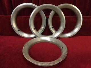 4 14  Wheel Trim Rings