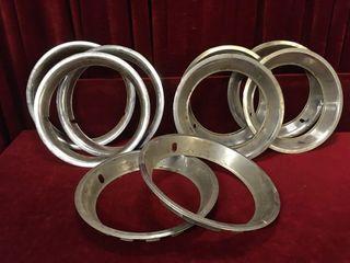 7 14    2 15  Wheel Trim Rings