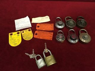 2 locks   6 Combo locks   Combos   Not Tested