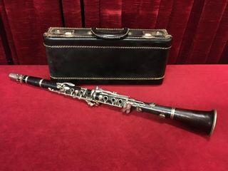 Boosey   Hawkes london Engware Clarinet w  Case
