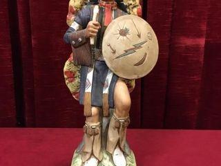 Sky Country Bourbon Native Dancer Decanter
