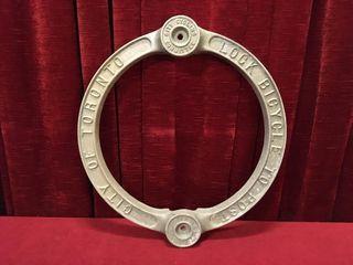 Toronto Cycling Committee 17  Bike Ring 1980s