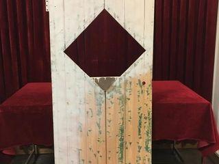 Old Wood Door 28  x 73