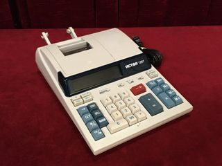 Victor 1297 Adding Machine