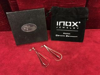 INOX Jewelry Pierced Earrings