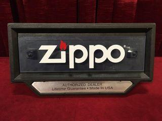 Zippo Authorized Dealer Sign   Plaque