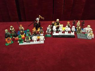 29 lego Mini Figures