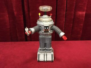 1997 10 5  Electronic  Robot  Toy   Note