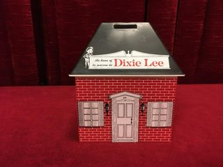 1960s Dixie lee Chicken Coin Bank