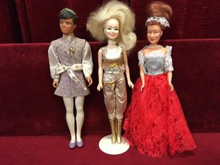 lancelot  Dolly Parton   Bette Midler 12  Figures