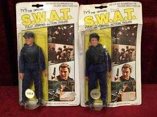 1976 SWAT Figures   luca   Street lJN toys