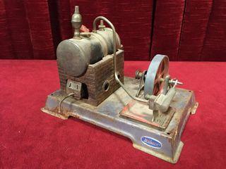 Wilesco Germany Toy Steam Engine