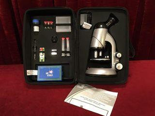 Edu Science 1200X Student lab Microscope Kit