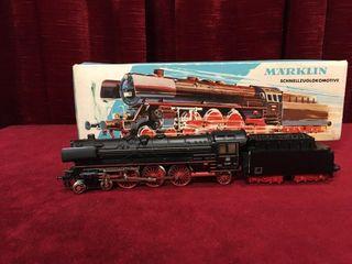 Marklin W  Germany Express locomotive w  Tender