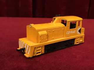 Tyco HO CN Rail Diesel Switcher