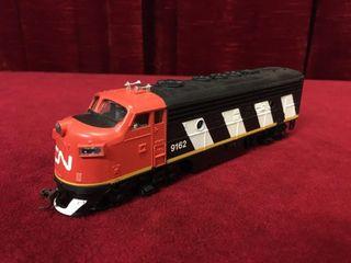 Bachman HO CN 9162 Diesel Engine
