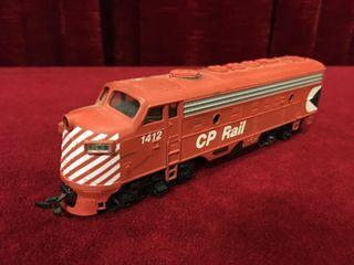 Bachman HO CP Rail 1412 Diesel Engine