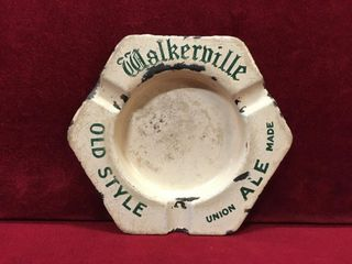 Walkerville Old Style Ale Ashtray