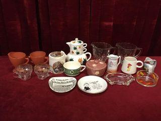 Vintage Tableware  Trinket Boxes   More