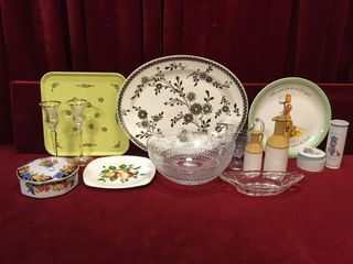 Vintage Platter  Casserole  Holly Hobbie   More