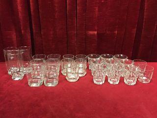 25 Glasses   5 Styles