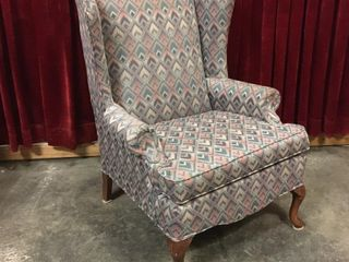 Wing Back Chair by Best Chairs   30 5 w x 42