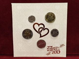 2019 Canada Married Coin Set