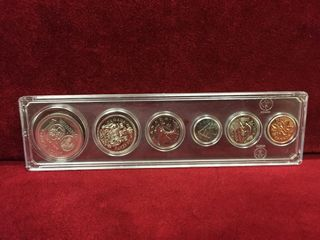 1968 Canada Coin Set   Uncirculated