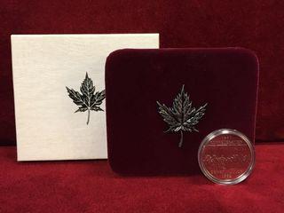 1982 Canada Commemorative  1 Coin