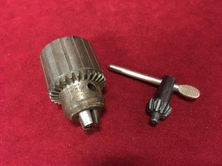 1 2  Drill Chuck w  Key